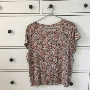 American Eagle Large Soft and Sexy Tee